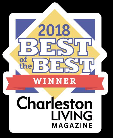 """Best Dermatologists"" Charleston Living Magazine 2018"