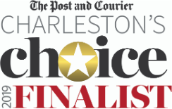 """""""Best Medical Spa"""" Finalist Post & Courier 2019"""